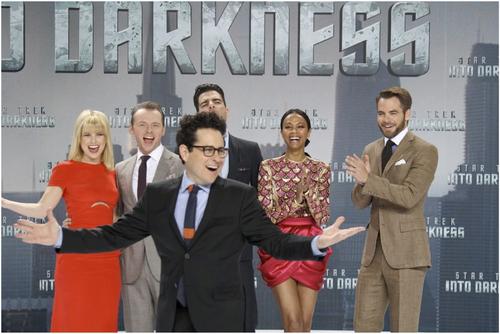 Star Trek into Darnkess Premiere in Berlin